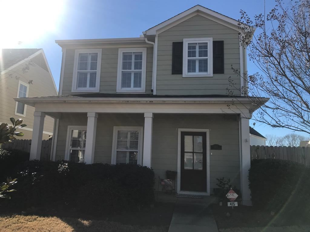 Photo for 415 Anchorage, OXFORD, MS 38655 (MLS # 142056)