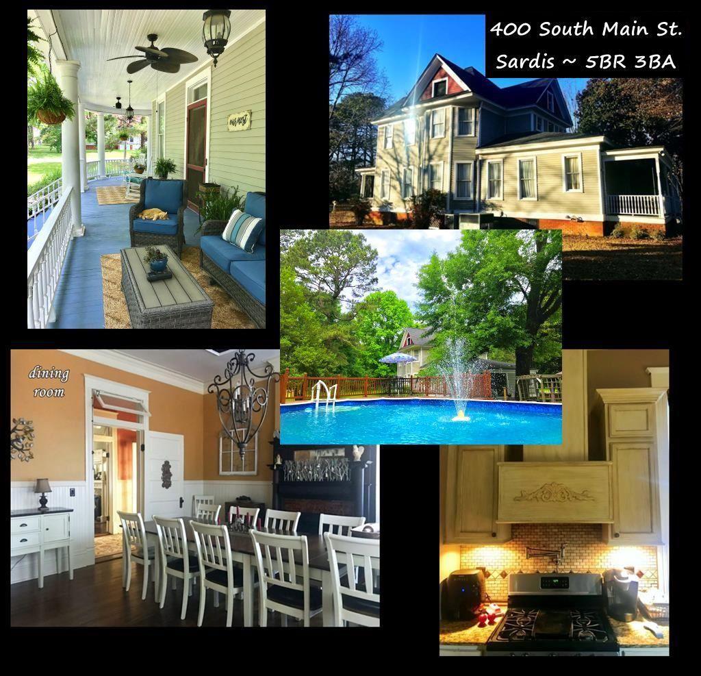 Photo for 400 South Main, SARDIS, MS 38666 (MLS # 139582)