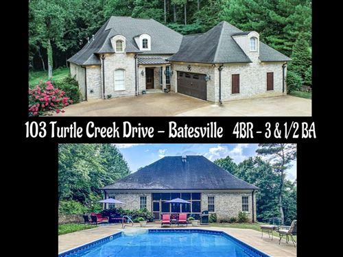 Photo of 103 Turtle Creek Drive, BATESVILLE, MS 38606 (MLS # 148681)