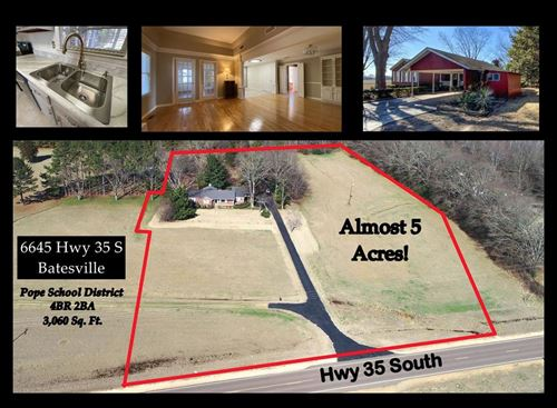Photo of 6645 Hwy 35 S, BATESVILLE, MS 38606 (MLS # 144889)