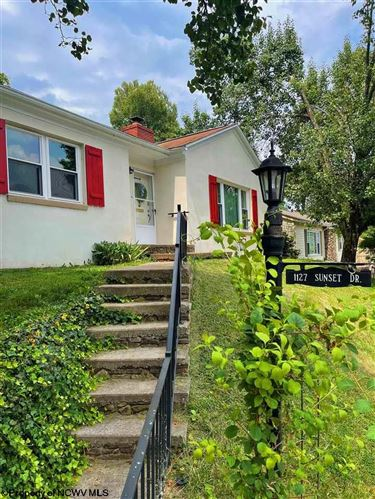 Photo of 1127 Sunset Drive, Fairmont, WV 26554 (MLS # 10139376)