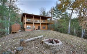Photo of 126 AUSTIN MOUNTAIN ROAD, Mineral Bluff, GA 30513 (MLS # 293540)