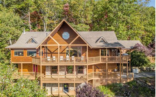 Photo of 2413 OLD PARKER PLACE RD, Ellijay, GA 30536 (MLS # 301751)