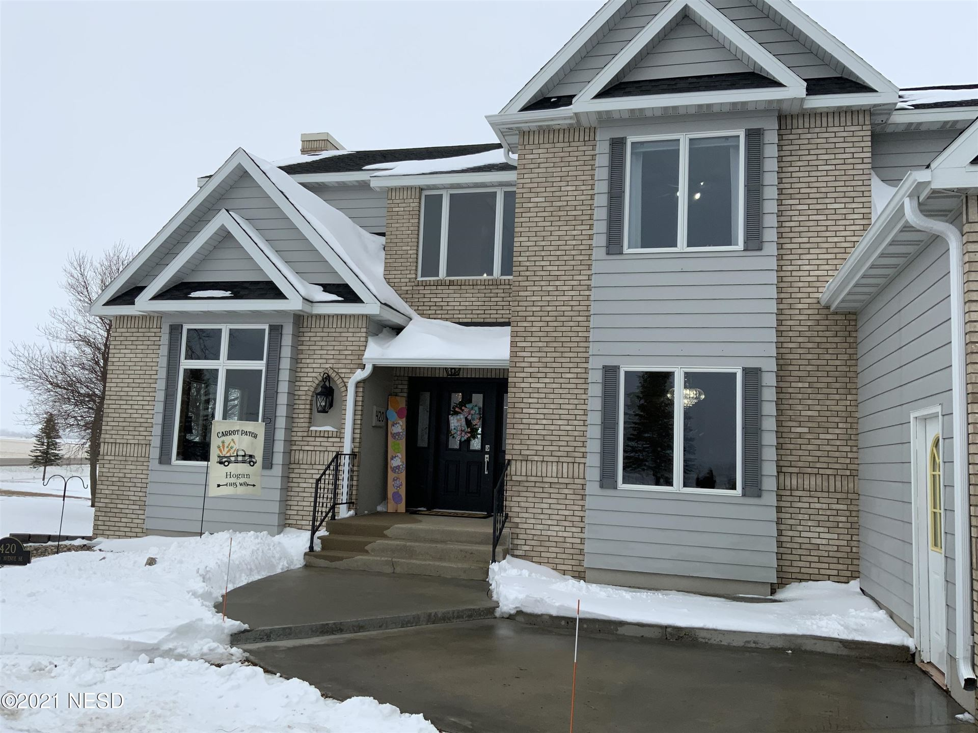 Photo of 420 28TH AVENUE SE, Watertown, SD 57201 (MLS # 39-167)
