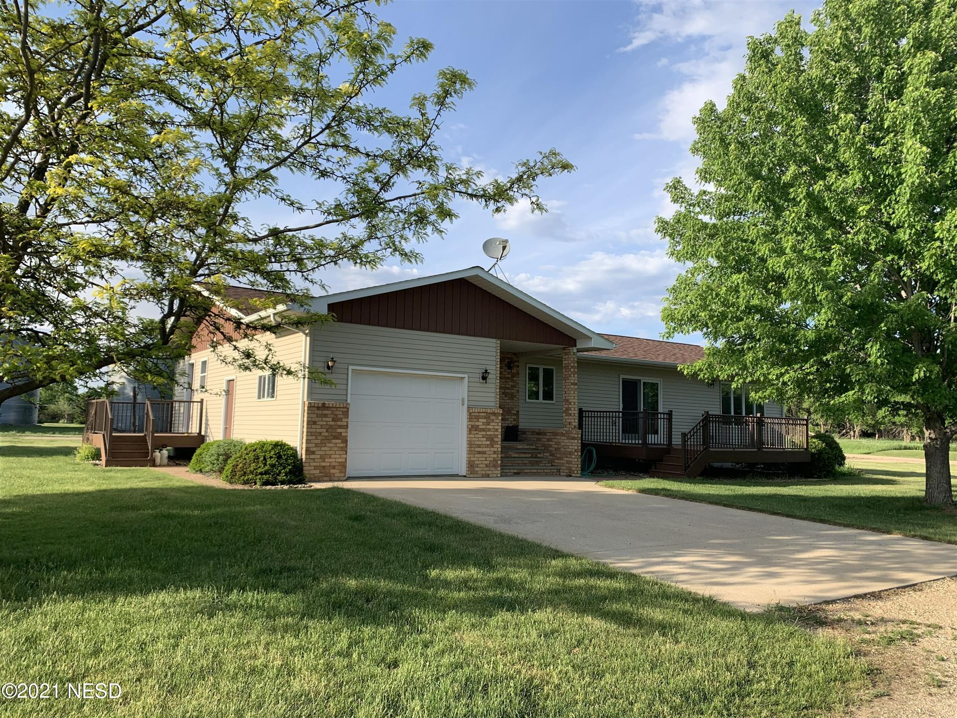 Photo of 14279 466TH AVENUE, Marvin, SD 57251 (MLS # 35-394)