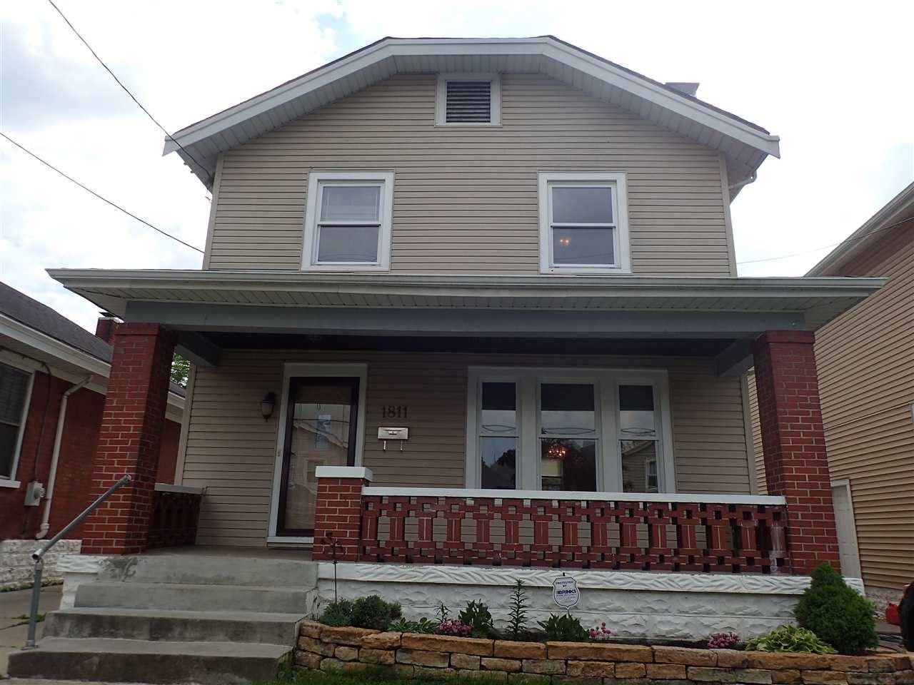 1811 Euclid Avenue, Covington, KY 41014 - #: 537736