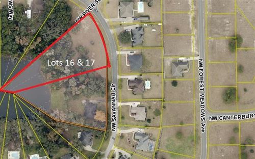 Photo of TBD NW SAVANNAH CIRCLE, Lake City, FL 32055 (MLS # 111087)
