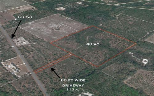 Photo of TBD N CR 53, Mayo, FL 32066 (MLS # 106174)