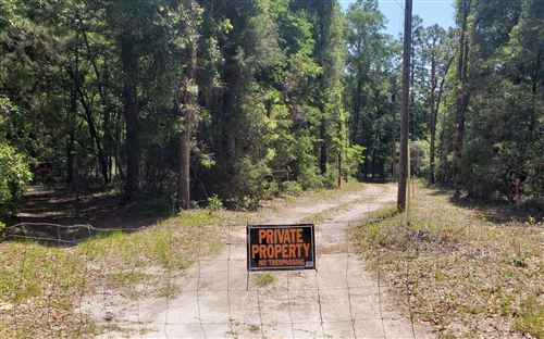 Photo of 00 WILSON SPRINGS ROAD, Fort White, FL 32038 (MLS # 110981)