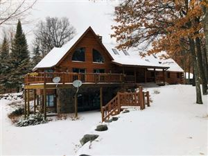 Photo of W4845 MOUNTAIN DR, Tomahawk, WI 54487 (MLS # 176038)