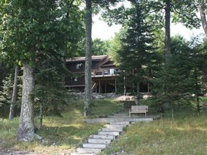 Photo of 6641 FOREST LAKE RD N, Land O Lakes, WI 54540 (MLS # 174083)