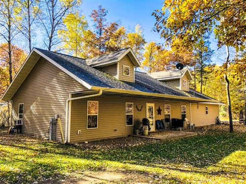 Photo of 2064 RIVER RD, Tomahawk, WI 54487 (MLS # 175153)