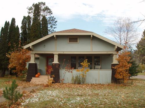 Photo of 610 3RD AVE S, Park Falls, WI 54552 (MLS # 175168)