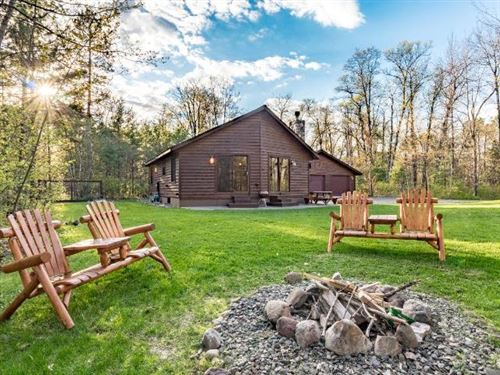 Photo of 13400 BAY RD, Manitowish Waters, WI 54545 (MLS # 182290)