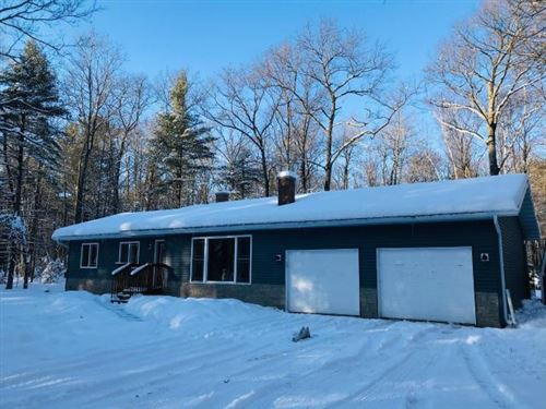 Photo of 3854 EVERGREEN RD, Eagle River, WI 54521 (MLS # 182320)