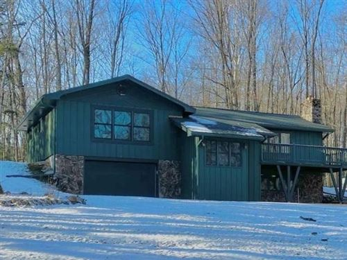 Photo of W11250 MOCCASIN LAKE RD, ELCHO, WI 54428 (MLS # 188378)