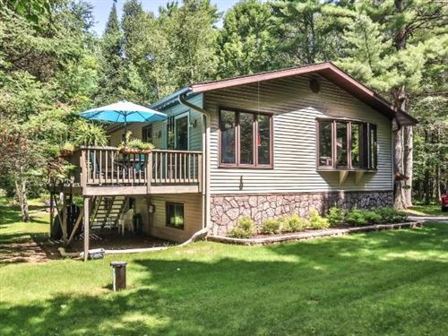 Photo of 9978 WOODLAND CR, Minocqua, WI 54548 (MLS # 186390)