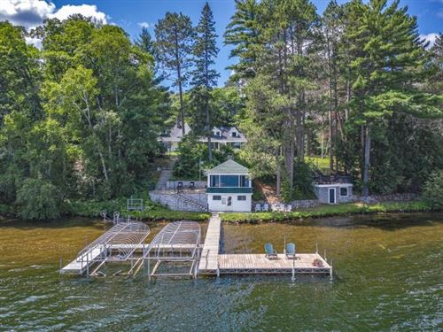 Photo of 2056 TREE LINE DR, Lac Du Flambeau, WI 54538 (MLS # 186427)