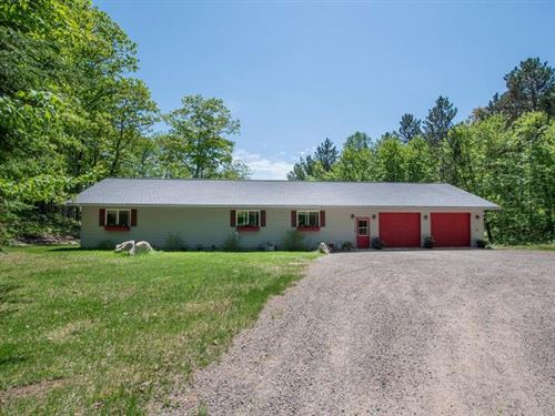 Photo of 1695 WILDERNESS TR, Eagle River, WI 54521 (MLS # 183558)