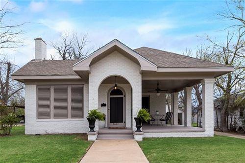 Photo of 4603 Wesley, Greenville, TX 75401 (MLS # 14536000)