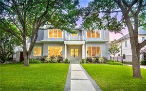 Photo of 3520 Villanova Street, University Park, TX 75225 (MLS # 14091002)