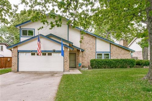 Photo of 1507 Country Forest Court, Grapevine, TX 76051 (MLS # 14557004)