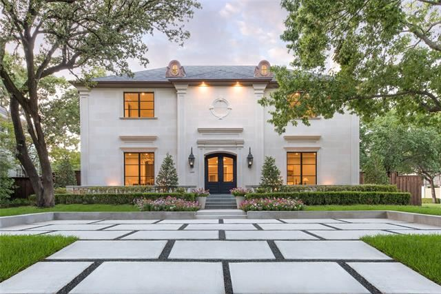 Photo for 4400 Beverly Drive, Highland Park, TX 75205 (MLS # 14288004)