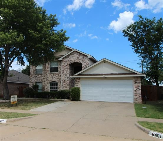 8401 Clearbrook Drive, Fort Worth, TX 76123 - #: 14387004