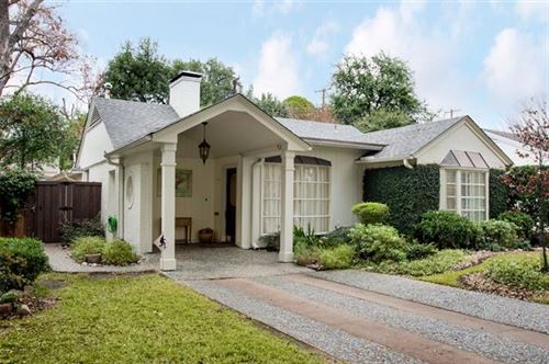 Photo of 4616 Southern Avenue, Highland Park, TX 75209 (MLS # 14252005)