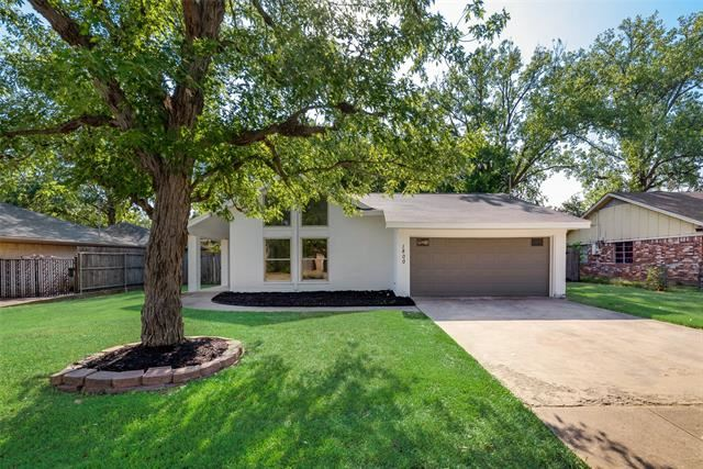 1800 Meadow Lane Terrace, Fort Worth, TX 76112 - #: 14409005