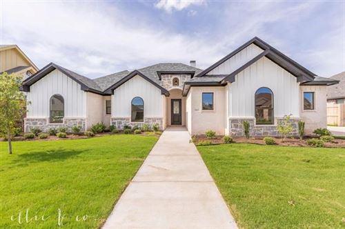 Photo of 3317 Double Eagle Lane, Abilene, TX 79606 (MLS # 14458006)