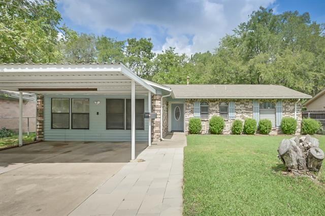 1617 Continental Drive, Blue Mound, TX 76131 - #: 14434006