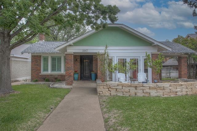 2017 Thomas Place, Fort Worth, TX 76107 - #: 14566007