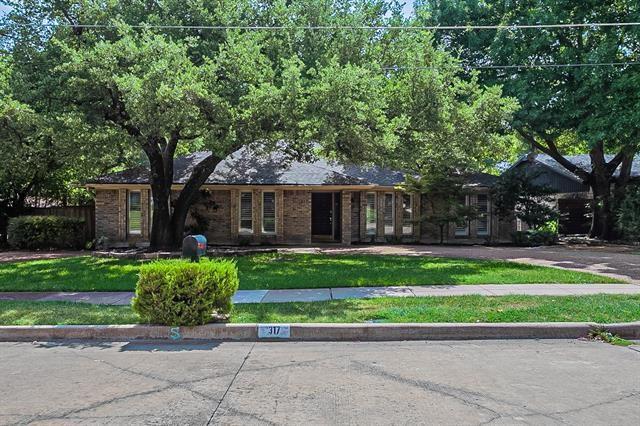 317 Ridgebriar Drive, Richardson, TX 75080 - #: 14667007
