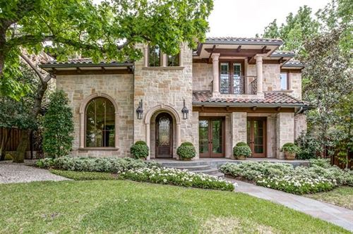 Photo of 3707 Princeton Avenue, Highland Park, TX 75205 (MLS # 14455008)