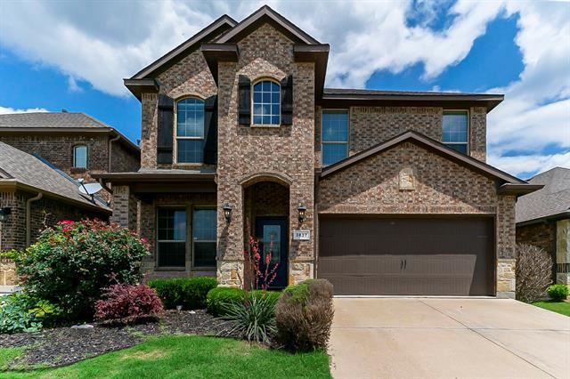 3837 Whisper Hollow Way, Fort Worth, TX 76137 - #: 14578009