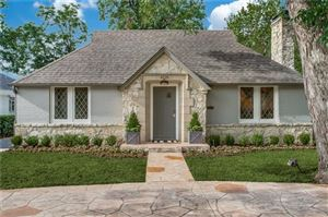 Photo of 4525 Mockingbird Lane, Highland Park, TX 75205 (MLS # 14124010)