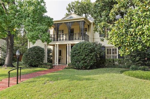 Photo of 4678 Beverly Drive, Highland Park, TX 75209 (MLS # 14471011)