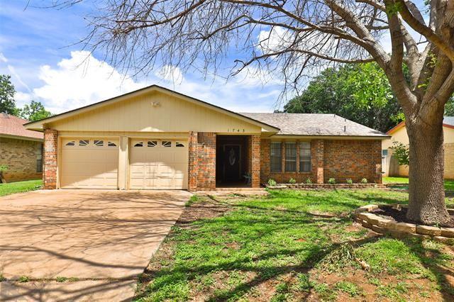 1743 Crooked Branch Circle, Abilene, TX 79602 - MLS#: 14612011
