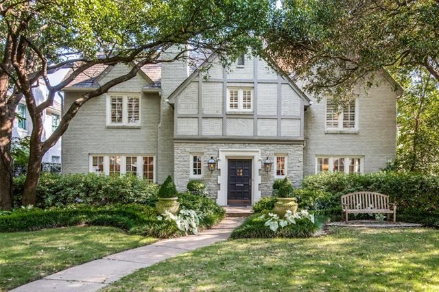Photo for 4429 Beverly Drive, Highland Park, TX 75205 (MLS # 14443013)
