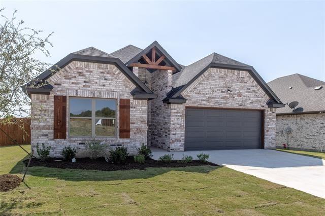 1217 Bear Creek Avenue, Weatherford, TX 76086 - #: 14337014