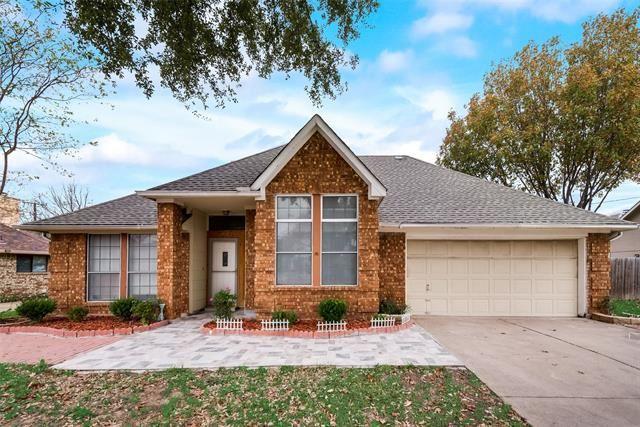 2716 Wentworth Drive, Grand Prairie, TX 75052 - #: 14478014