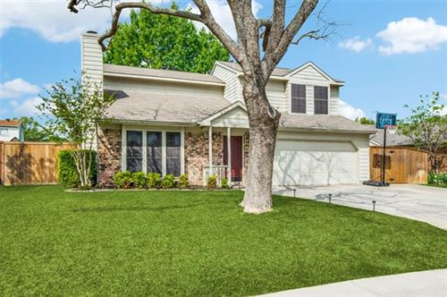 Photo of 5341 Colonial Drive, Flower Mound, TX 75028 (MLS # 14677015)