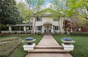 Photo of 3517 Gillon Avenue, Highland Park, TX 75205 (MLS # 14007017)