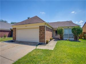 Photo of 3712 HUCKLEBERRY Drive, Fort Worth, TX 76137 (MLS # 14166019)