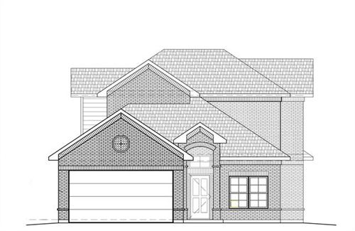 Photo of 4518 W Lake Highlands Drive, The Colony, TX 75056 (MLS # 14683020)