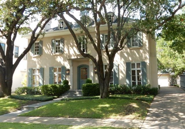 Photo for 4324 Fairfax Avenue, Highland Park, TX 75205 (MLS # 14427022)