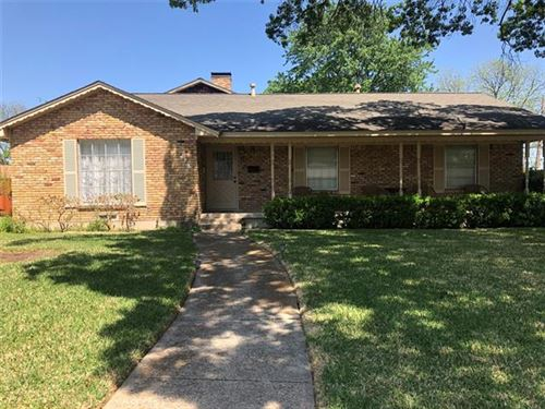 Photo of 2210 Michael Street, Garland, TX 75040 (MLS # 14553026)