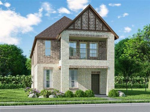 Photo of 3808 Barnett Road, Rowlett, TX 75089 (MLS # 14486029)