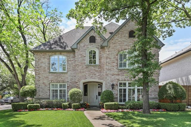 Photo for 3101 Cornell Avenue, Highland Park, TX 75205 (MLS # 14335030)